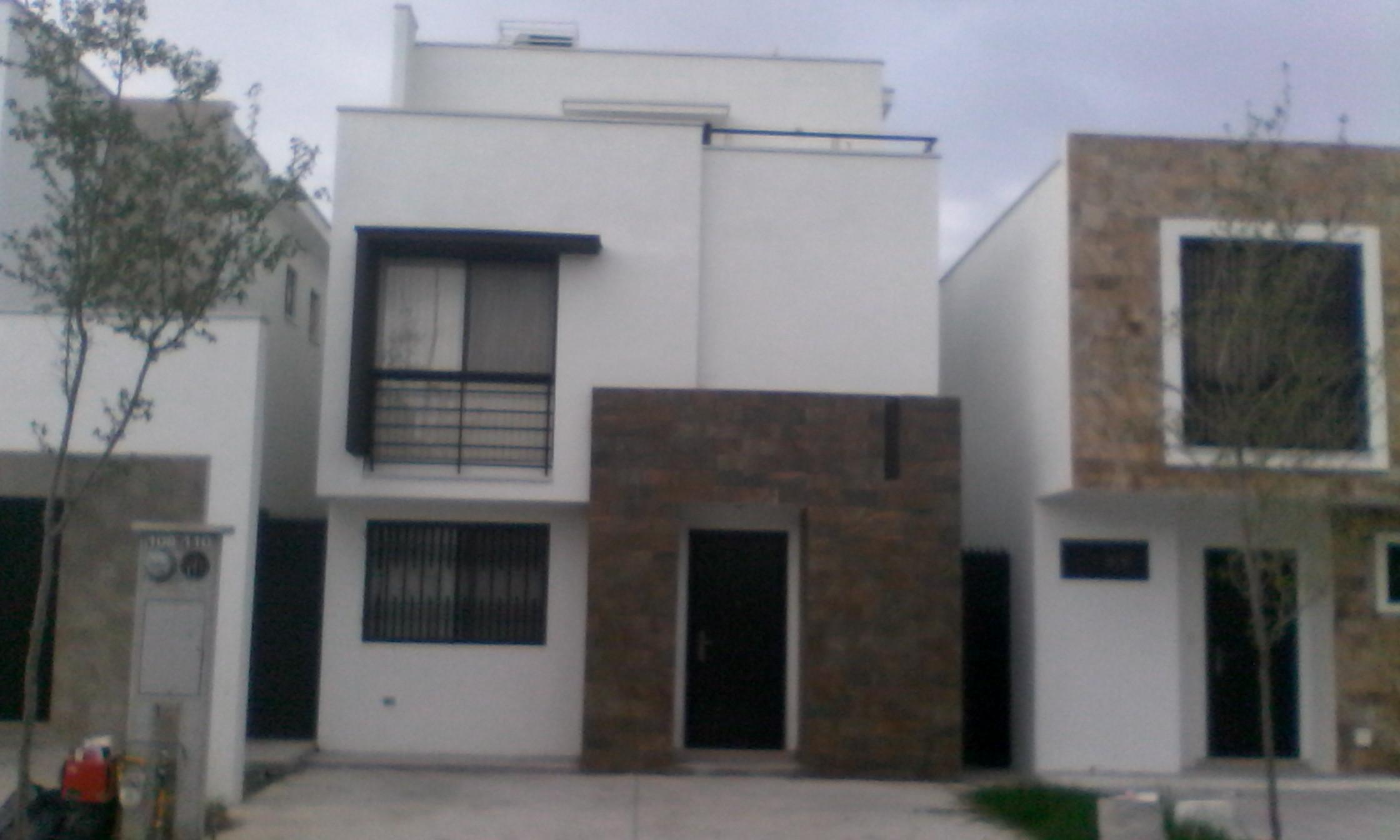 Casa en renta en bonaterra apodaca nl cerca de av for Casas de renta en escobedo