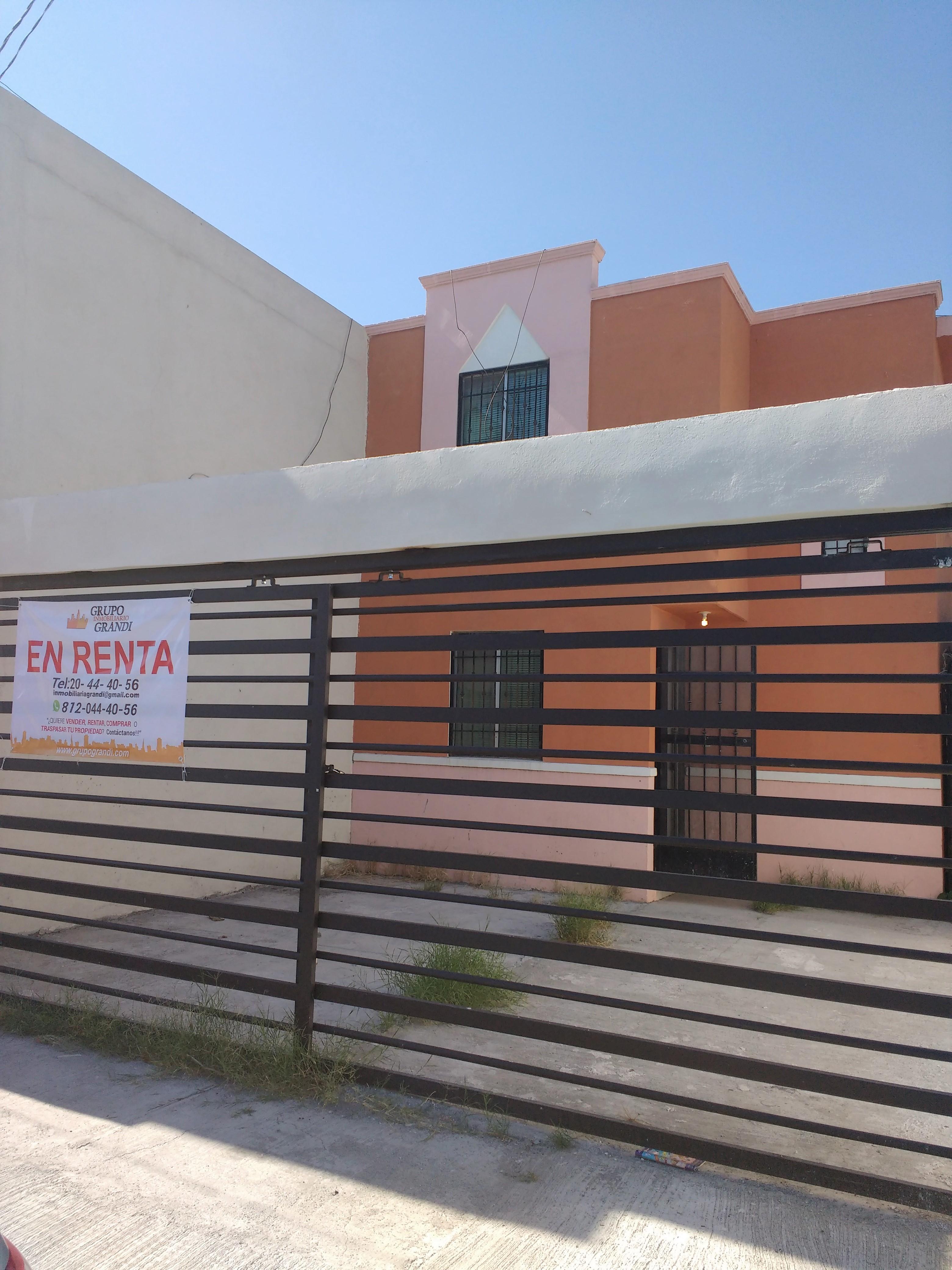 Casa en renta en valle de las palmas apodaca nl casa en for Casas de renta